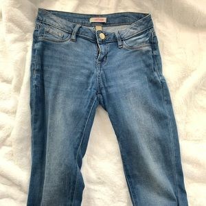 Refuge Skinny Jeans from Charlotte Russe